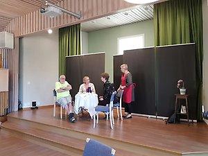 mötesplatser för äldre i kvänum